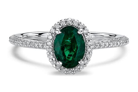 the meaning of colored gemstone engagement rings ritani