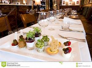 Lunch at french restaurant stock photo. Image of italian - 5395180