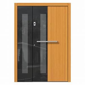 Renforcer Porte D Entrée : portes d 39 entr e en bois grand choix sur ~ Premium-room.com Idées de Décoration