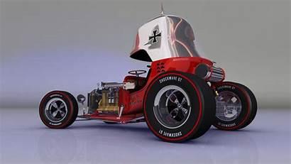 Rod Cars Wheels Baron Custom Screensavers Rods