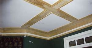 Number 2 Shallow Coffered Living Room Pinterest