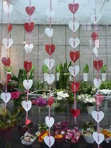 Flower, Shop, Valentine, U0026, 39, S, Day, Window, Display, Ideas