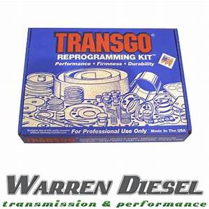 TCS TRANSGO Reprogramming Kit for 68RFE Transmissions