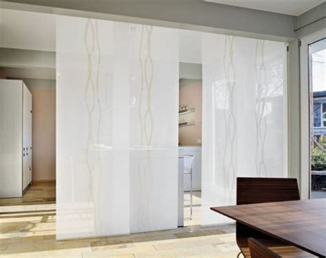 Japanese Drapes - japanese curtains solution for stylish interiors