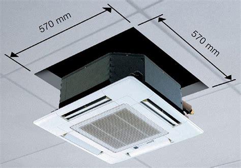 condizionatori a cassetta condizionatori a soffitto caratteristiche dei prodotti