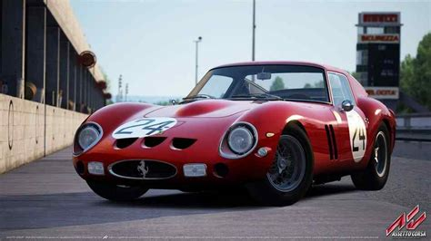 250 Gto Replica by Thrustmaster Goes School With 250 Gto Replica