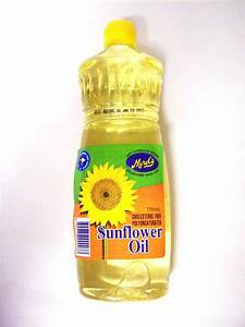 Logo: sunflower oil logo