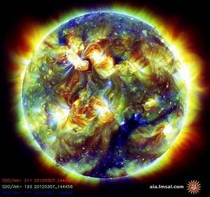 Largest Solar Storm In 5 Years About To Wreak Havoc On ...