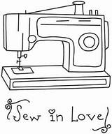 Machine Embroidery Sewing Template Urbanthreads Machines Templates Urban Threads Thread Sew Drawing Patterns Naaimachine Applique Coloring Line Google Singer Stitch sketch template