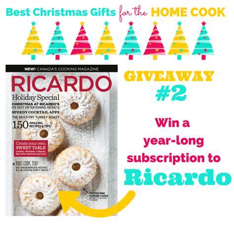 family feedbag best christmas gifts giveaway ricardo