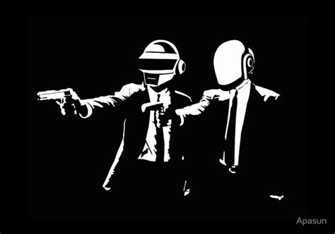 Daft Fiction | Pulp fiction, Daft punk, Star wars