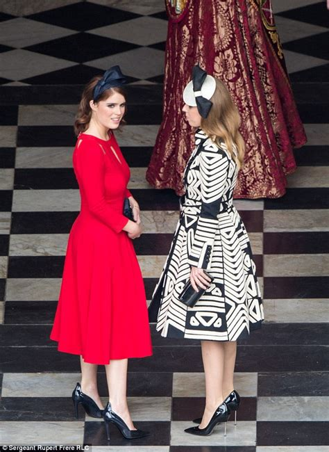 Fergie's girls! Princess Eugenie and Beatrice in pictures – with a throwback to THOSE hats | Daily Star