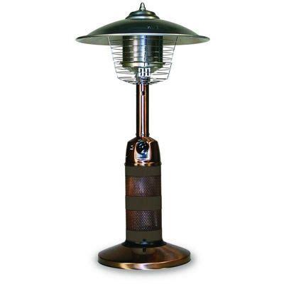 portable tabletop outdoor heater brgwta cozydays