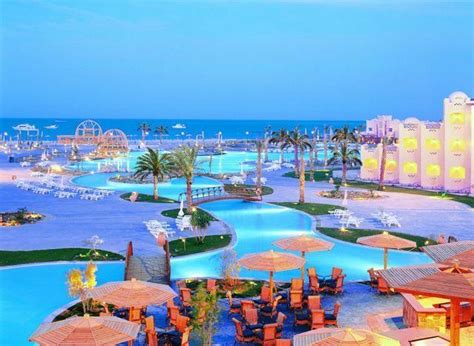 egypt hurghada makadi bay dovolenka