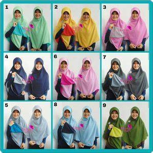 jual jilbab rawis  warna hijab nemo