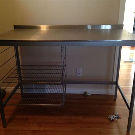 Ikea Küchenregal Udden by Find More Stainless Steel Ikea Udden Table For Sale At Up