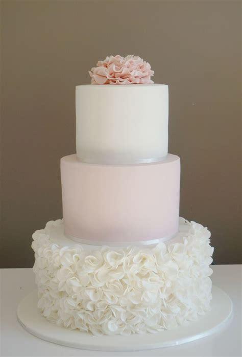 Beautiful 3 Tier Wedding Cake Cherry Marry