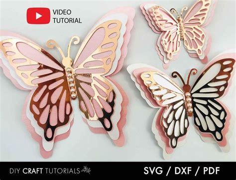 butterfly svg  butterfly svg butterfly template commercial  printable butterflies