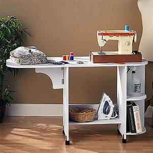 White Sewing Table - Walmart com
