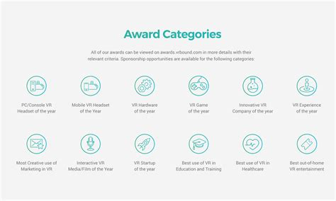 Nominations now open for International Industry VR Awards
