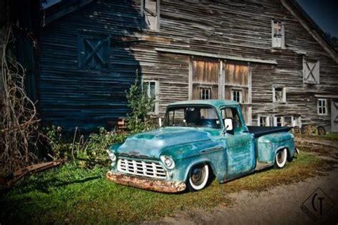 buy  rat rod pickup truck  chevy patina