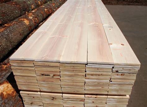 kalesnikoff western white pine lumber