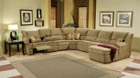 Sectional Sofas With Recliners And Sleeper by 1000 Ideas About Leather Sectional Sofas On