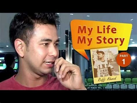 Life Story Raffi Ahmad Part Youtube