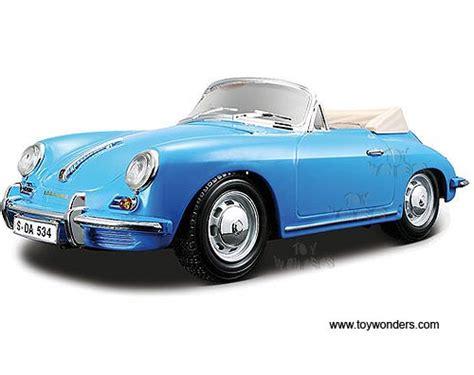gold porsche convertible bburago gold porsche 356b cabriolet convertible 1961 1