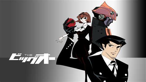 Anime Big Wallpaper - big o anime wallpaper www pixshark images