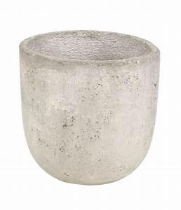 Pflanzen Kübel Beton : bertopf aus beton rund dehner ~ Markanthonyermac.com Haus und Dekorationen