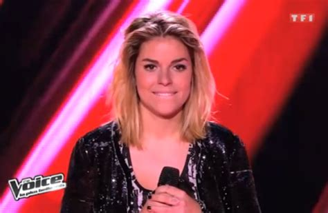 the voice sophie tapie se prend pour rihanna video