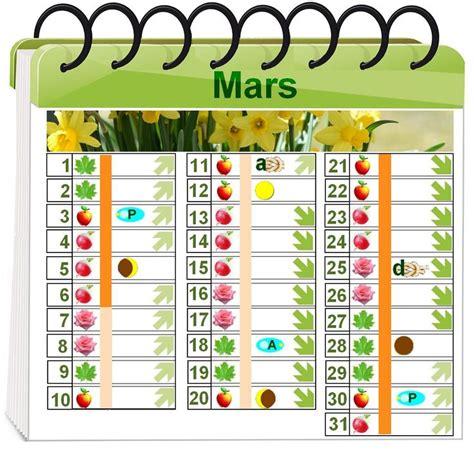 Calendrier Lunaire Du Jardin by Les 27 Meilleures Images 224 Propos De D 233 Co Du Jardin Sur
