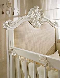 Berceau bébé Tiffany avec garde corps amovible PIERMARIA SO NUIT