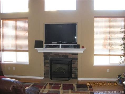 tv above fireplace where to put components tv with components above fireplace future home ideas