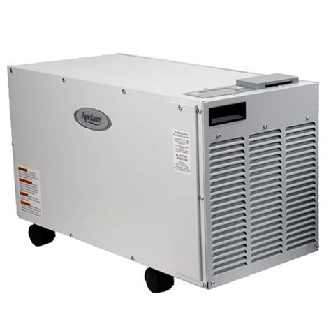 Large Capacity Dehumidifier For Crawl Spaces And Basements