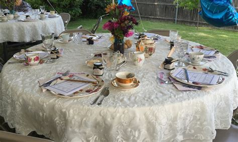 Have A Bridal Shower Tea Party With Arlington's Vintage