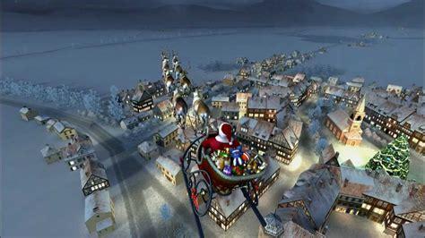 Santa S Workshop Wallpaper Animated - 3planesoft premium 3d screensaver santa clause