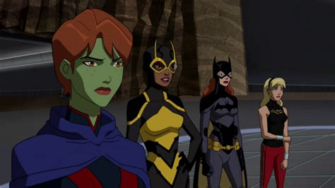 latest young justice netflix update