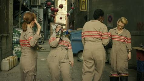 ghostbusters clip explores cool updated ghostbusting