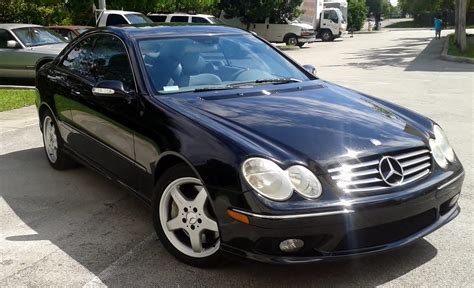 Believed to be 60,000 actual miles. 2004 Mercedes-Benz CLK-Class - Pictures - CarGurus