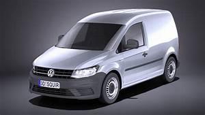 Volkswagen Caddy Van : volkswagen caddy cargo van 2018 vray ~ Medecine-chirurgie-esthetiques.com Avis de Voitures