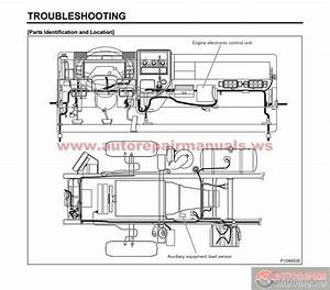 Mitsubishi Fuso The Latest 2008 Fe Manual