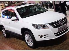 G1 > Carros NOTÍCIAS Tiguan, SUV médio da VW, chega em