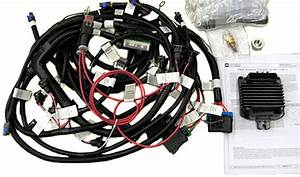 Mefi 4 Ecu And Wire Harness Kit  Ram Jet 350  Gm Performance Motor