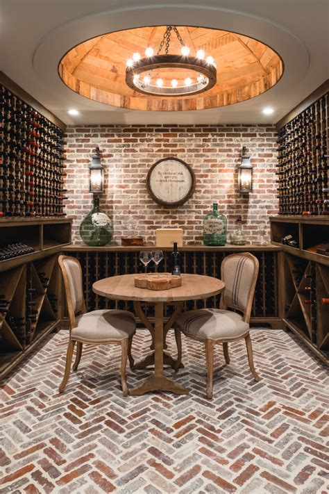 exquisite traditional wine cellar designs  relish