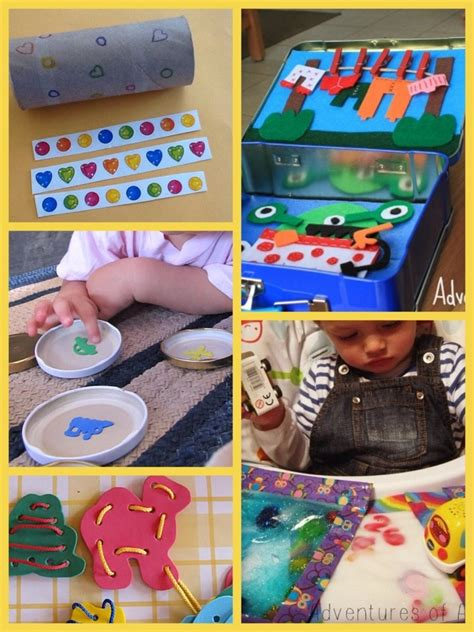 roundup busy bags   year olds teach  mommy