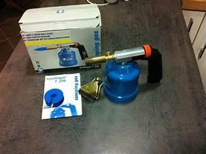 Lampe A Souder : troc echange chalumeau lampe souder camping gaz sur ~ Premium-room.com Idées de Décoration