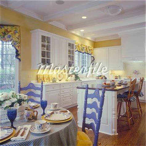 blue and yellow kitchen accessories 1000 ideas about blue yellow kitchens on 7934