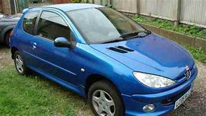 Peugeot 2005 206 Sport Blue  Car For Sale